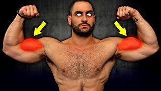 BRUTAL 6min Home BICEPS Workout With Dumbbells (SAVAGE BICEP WORKOUT!!)