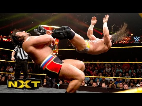 Adrian Neville Vs. Rusev: Wwe Nxt, July 24, 2014 video