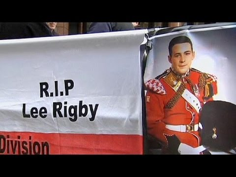 'Appalling terrorist murder' - Lee Rigby killers sentenced