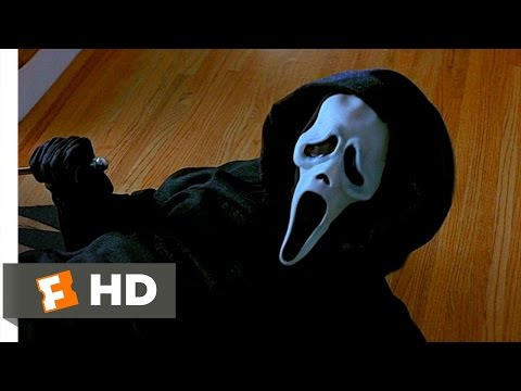 Scream (5 12) Movie Clip - Do You Want To Die, Sidney? (1996) Hd video