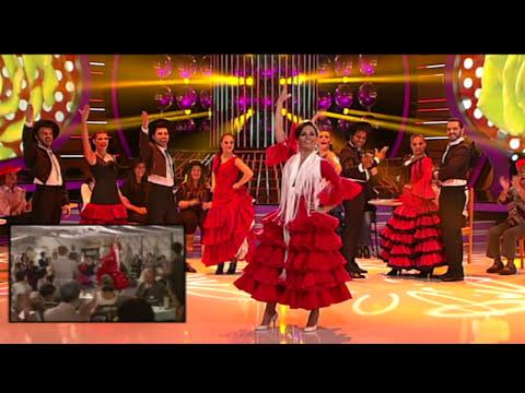 Tu Cara Me Suena - Edurne imita a Carmen Sevilla