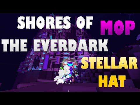 Everdark U8, Crafting Stellar Hat, Mantle of power  Trove