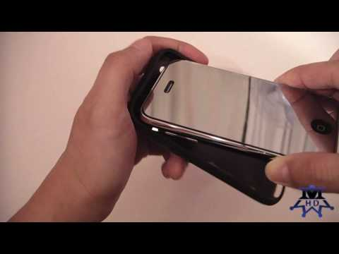 Review: Speck SeeThru SATIN for iPhone 3G(S)