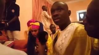 Gorgui Ndiaye chante Pape Diouf