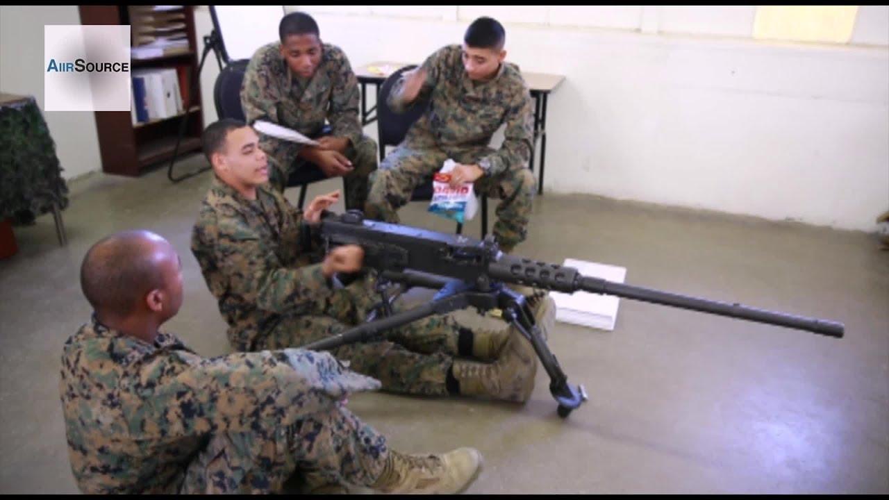 Machine Gunner Usmc Marines in Machine Gunners