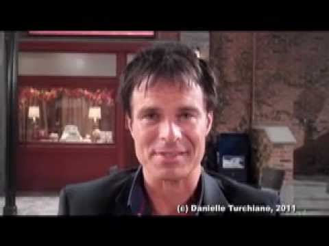 Patrick Muldoon on his return to 'Days of our Lives'