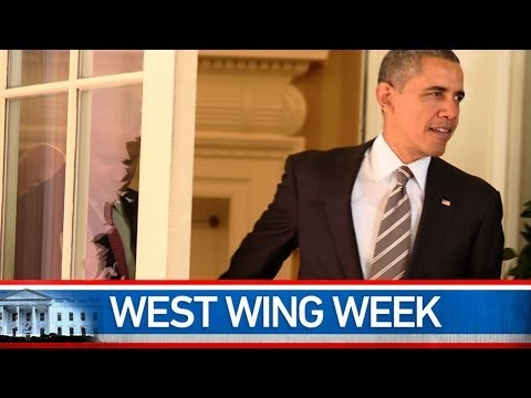 West Wing Week 10/25/13 or,
