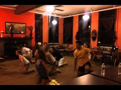 Novotny Family Reunion 7-31-2011 20 and under dance