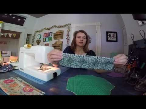 How to Sew a Jewelry Roll and Giveaway