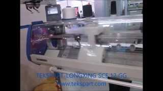 Longxing flat knitting machine SCE,Triko makinesi
