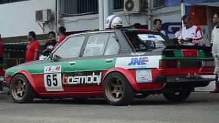Download Toyota Corolla DX KE70 Race car 3Gp Mp4