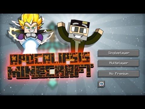 Modpack Apocalipsis Minecraft | Serie Willyrex - Vegetta777 | 1.6.2