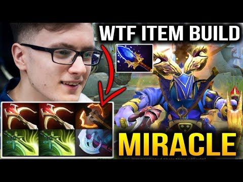 Miracle Riki WTF ITEM BUILD with SCEPTER BUFF