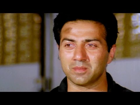 Sunny Deol Dalip Tahil - Imtihaan Scene 313
