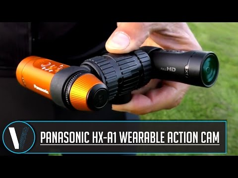 Panasonic HX-A1 Wearable Action Cam Review
