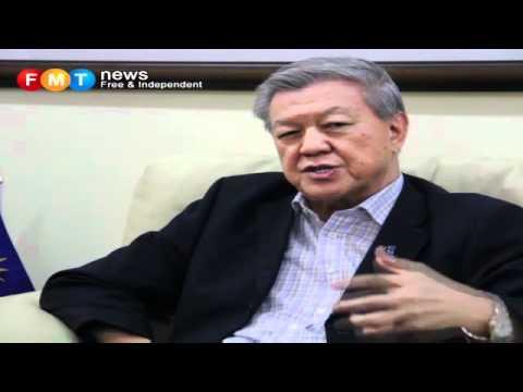 FMT Chat with Chua Soi Lek (Part 1)