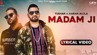 New Punjabi Songs 2020 Karan Aujla Butterfly Lyrical Video | Madam Ji | Tushar  | Latest Songs 2020