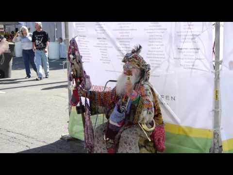 Sufi Mystic - Utah Arts Festival 2012