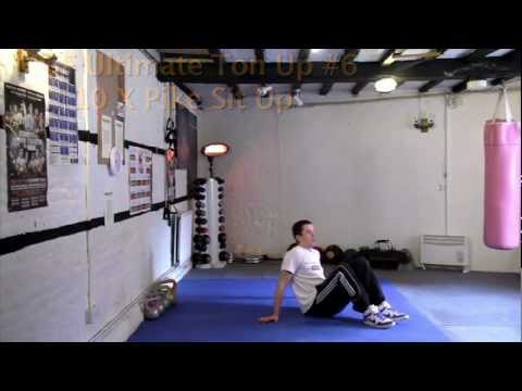 MATT GODDARD FITNESS ULTIMATE TON UP WORK OUT MGF .mov