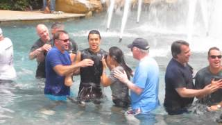Super Summer Baptism at Woodlands Church