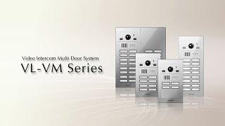Panasonic Video Intercom System (VL-VM series) for Middle East