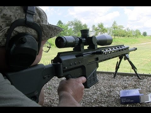First Look: Alexander Arms Ulfberht .338 Lapua Magnum