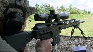 NRA Gun of the Week: Alexander Arms Incursion Rifle