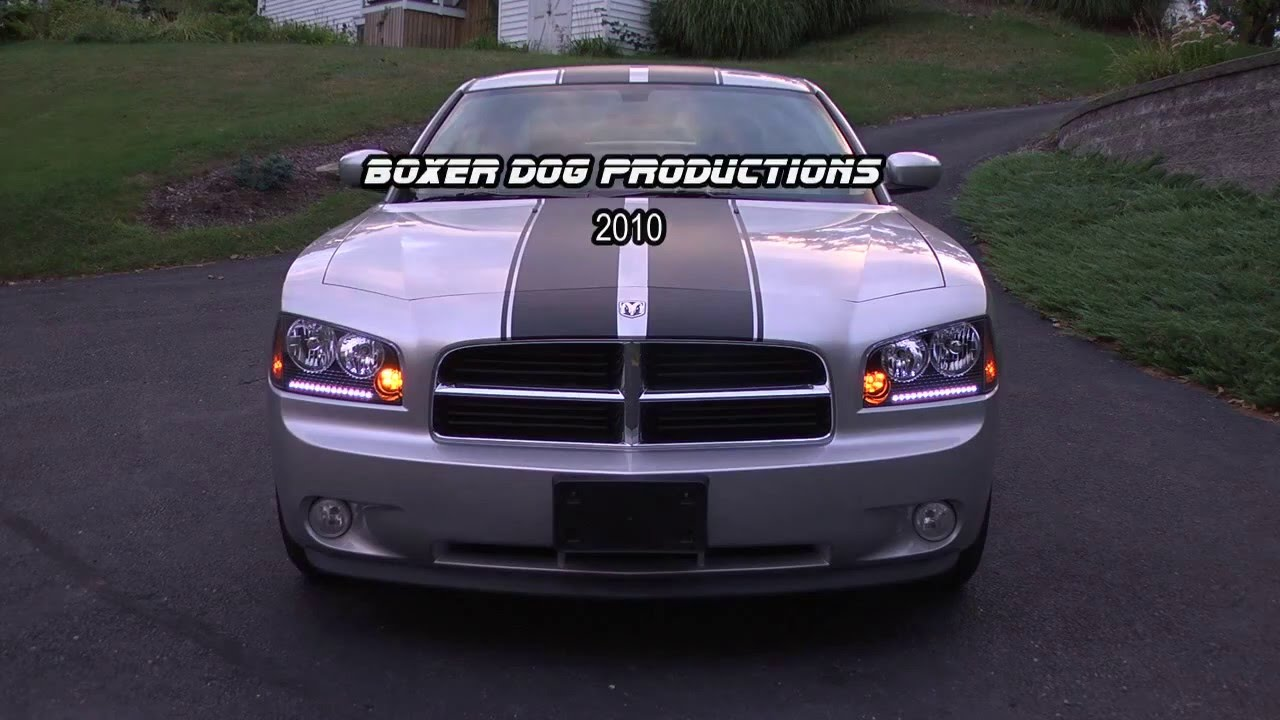2010 Dodge Charger Front End