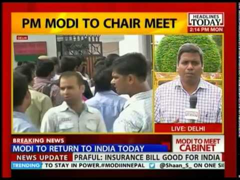 Modi to take final call on CSAT issue today?