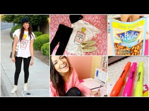Survive Finals! My Study tips + Hair, Makeup & Outfit!