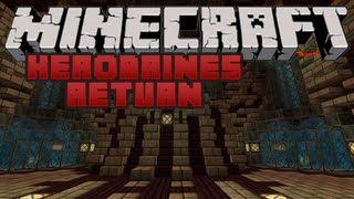 Minecraft: Herobrine's Return - Episode 5 - Trapped Villager Miner!