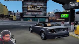 GTA IV සිංහල/sinhala (18+ වගේ) Gameplay  | myHub.lk