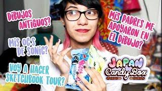 Anécdota Rara con un Fan? | Pregunts y Resp... + Japan Candy Box | Diana Díaz