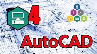 5 Dakikada Autocad Teknik Resim Ders :4 Rectangle,Polygon,Center,Hatch Komutu