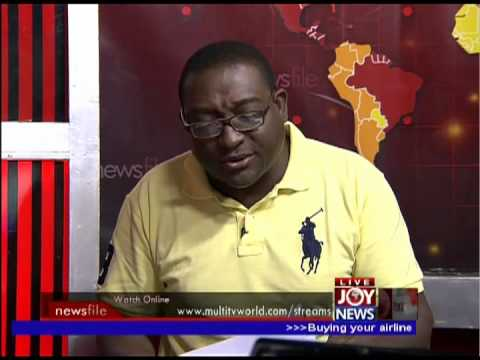 Rawlings Endorses Mahama - Newsfile (22-9-12) [Part 1]