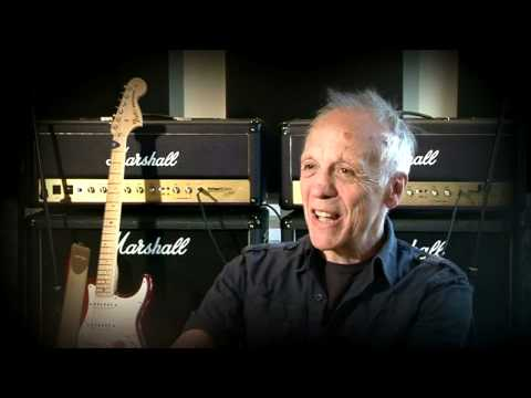 Robin Trower Playful Heart: Recording with the live band
