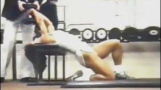Rachel McLish - Chest Workout