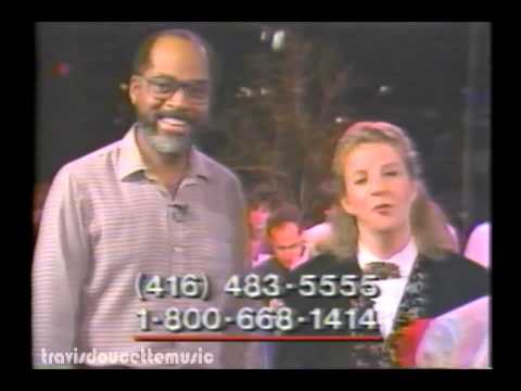 TVO Membership Drive Heather Conkie Rudy Webb (1989)