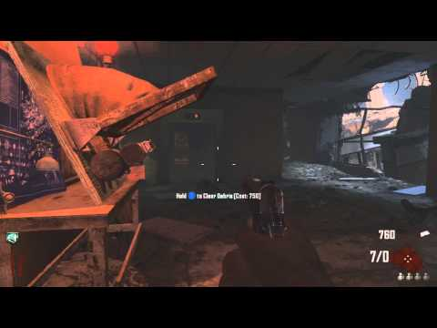 Black Ops 2 Zombies: Die Rise No Power Challenge! (Part 1)