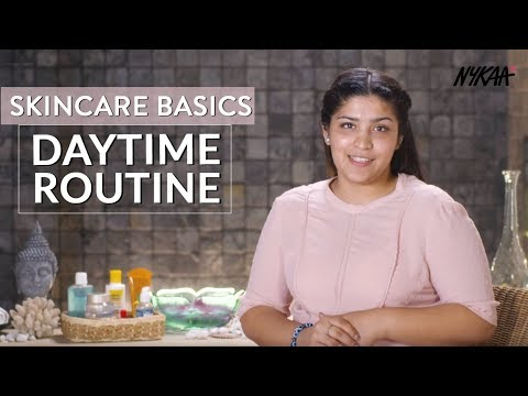 Skincare Basics: Daytime Routine With Shreya
