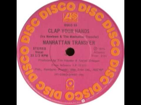 Manhattan Transfer - Clap Your Hands