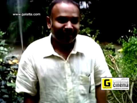 Director Venkat Prabhu Speaks About Osthe