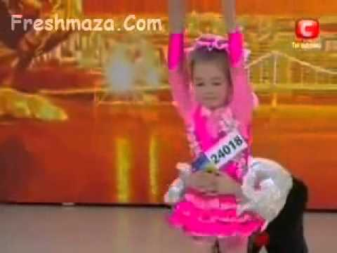 Two Awesome Dancing Kids Freshmaza Com video
