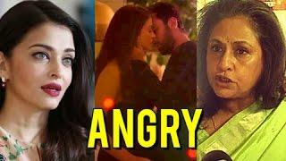 Jaya Bachchan Calls Aishwarya Rai SHAMELESS | Hot Scene Ae Dil Hai Mushkil