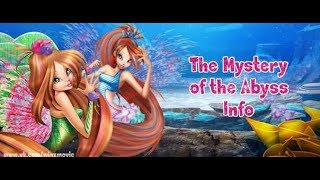 Winx Club The Mystery of the Abyss Official Pictures