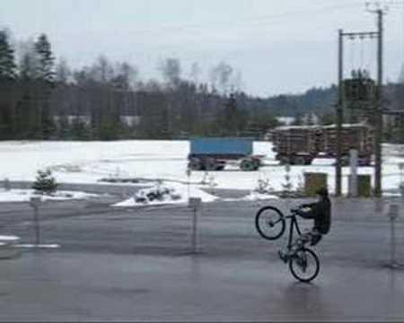 Bike stunts [trailer]