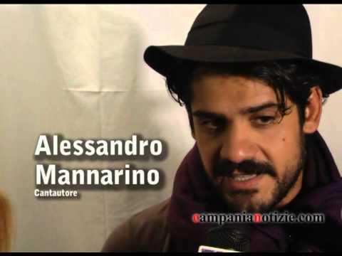 Intervista a Alessandro Mannarino