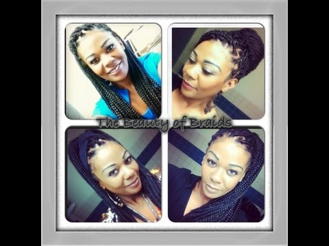 Box Braids aka Poetic Justice/Solange Braids and Giveaway Winners Announced!!
