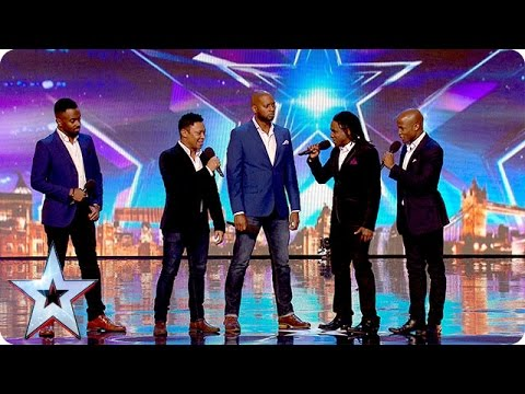 Preview: Vox Fortis stand together | Britain's Got Talent 2016