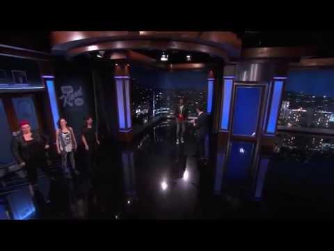 The Jimmy Kimmel Sign Language Rap Battle Journey